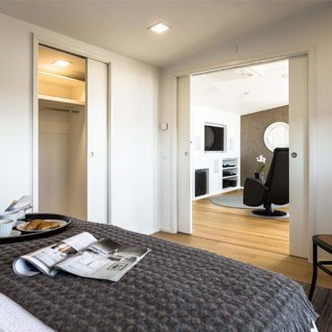 Eclisse Pocket Door on enemmän kuin väliovi - avaa uusia ovia sisustamiseen!